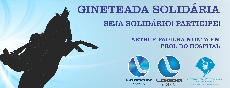 Gineteada Solidária