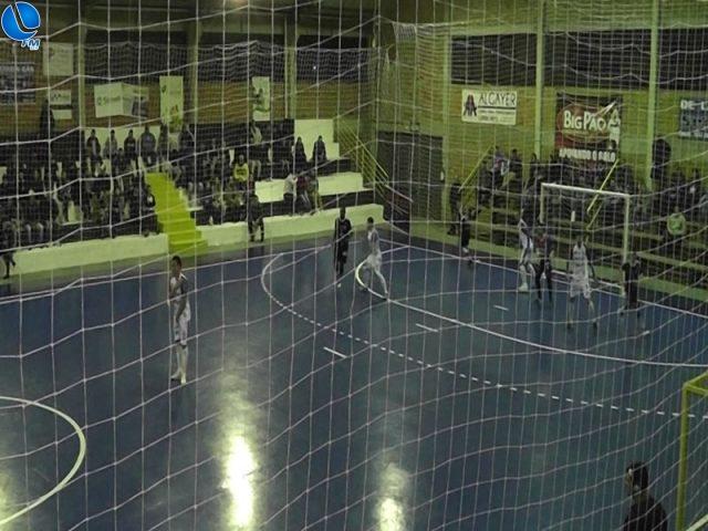 O Lagoa Futsal começou o segundo turno jogando fora de casa. Vencer era uma  necessidade 5a9f1f013fa89