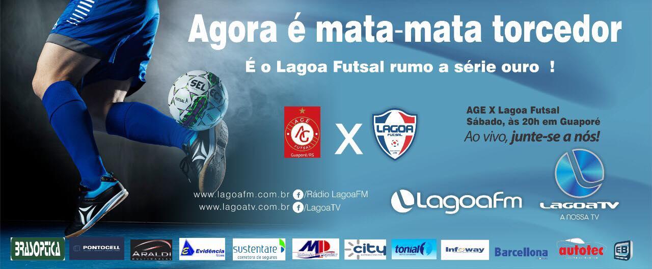 Lagoa Futsal X AGE